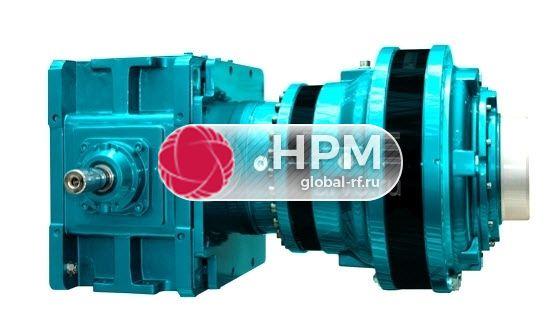 Планетарные мотор-редукторы с высоким крутящим моментом серии S Brevini