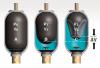 Гидроаккумуляторы фланцевого исполнения серии EHVF со сменным баллоном