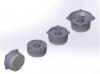 Multi-outlet насосы MRK03/04/05 c полым валом
