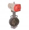 Клапан дроссельная заслонка / с пневматическим управлением / для воды