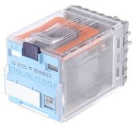 DPDT Plug In Latching Relay 10 A, 12V dc For Use In Power Applications