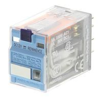 DPDT Plug In Latching Relay 5 A, 12V dc