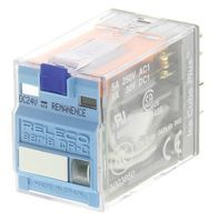 DPDT Plug In Latching Relay 5 A, 24V dc