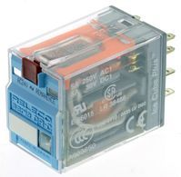 DPDT Plug In Latching Relay 5 A, 24V ac