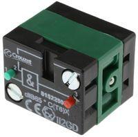 Crouzet 2 → 8bar AND Pneumatic Logic Controller, -5 → +50°C