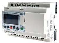 Crouzet Millenium 3 Logic Module Starter Kit, 24 V dc, 12 x Input, 8 x Output With Display