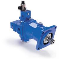 Аксиально-поршневые гидромоторы с наклонным блоком цилиндров — с постоянным или переменным рабочим объемом