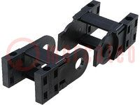 Bracket; Series: Medium; Application: for cable chain
