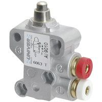 Univer AI-9000 Pneumatic Ball-Push Spring Switch - 3/2 N/C 4mm Push Fit